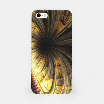 Steampunk background iPhone Case thumbnail image