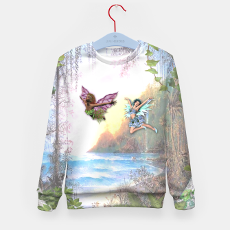 Thumbnail image of Fairy Kingdom Kid's Sweater, Live Heroes