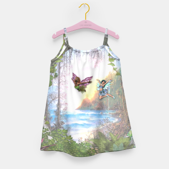 Thumbnail image of Fairy Kingdom Girl's Dress, Live Heroes