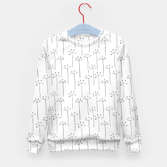 Thumbnail image of Natural simplicity Kid's Sweater, Live Heroes