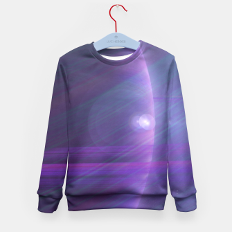 Thumbnail image of A world away Kid's Sweater, Live Heroes