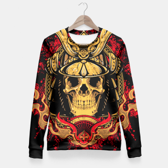 Shogun Hellfire Edition Fitted Waist Sweater thumbnail image