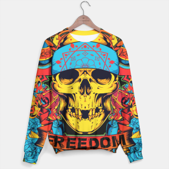 Thumbnail image of OPERATION DESERT STORM Freedom Edition Sweater, Live Heroes