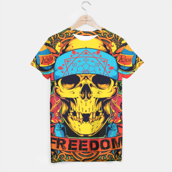 Thumbnail image of OPERATION DESERT STORM Freedom Edition T-shirt, Live Heroes