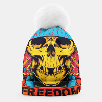 Thumbnail image of OPERATION DESERT STORM Freedom Edition Beanie, Live Heroes
