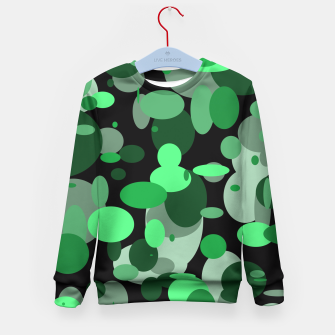 Thumbnail image of Orbit Kid's Sweater, Live Heroes