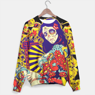 Thumbnail image of MIRROR, MIRROR ON THE WALL Tattoo Edition Sweater, Live Heroes