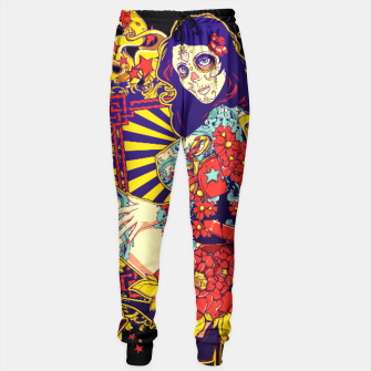 Thumbnail image of MIRROR, MIRROR ON THE WALL Tattoo Edition Sweatpants, Live Heroes