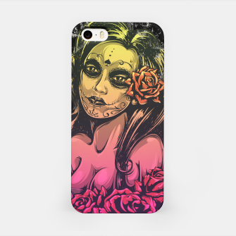 MEMORIES OF A DEAD GIRL Love Edition iPhone Case thumbnail image