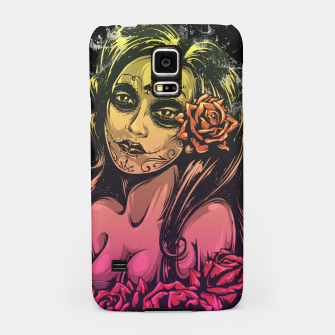 MEMORIES OF A DEAD GIRL Love Edition Samsung Case thumbnail image