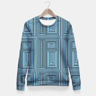 Thumbnail image of Maze Overloaded  Fitted Waist Sweater, Live Heroes