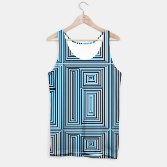 Thumbnail image of Maze Overloaded  Tank Top, Live Heroes