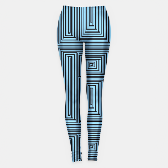 Thumbnail image of Maze Overloaded  Leggings, Live Heroes