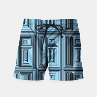 Thumbnail image of Maze Overloaded  Swim Shorts, Live Heroes