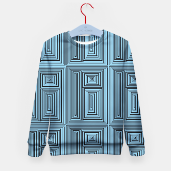 Thumbnail image of Maze Overloaded  Kid's Sweater, Live Heroes