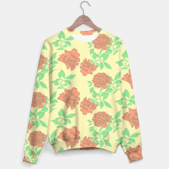 Thumbnail image of Red and Green Sweater, Live Heroes