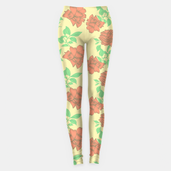 Thumbnail image of Red and Green Leggings, Live Heroes