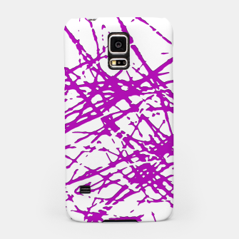 Thumbnail image of Painted Samsung Case, Live Heroes