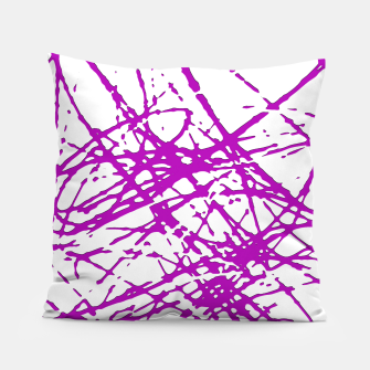 Thumbnail image of Painted Pillow, Live Heroes