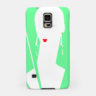 Thumbnail image of Stencil Vogue Part 3 Samsung Case, Live Heroes