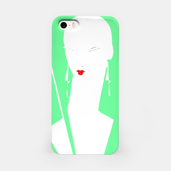 Thumbnail image of Stencil Vogue Part 3 iPhone Case, Live Heroes