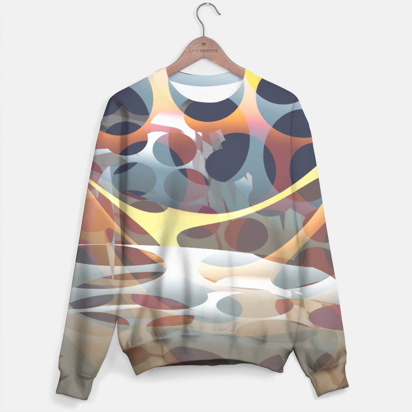 Image of Tobo Sweater - Live Heroes