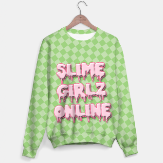 Thumbnail image of Slime Girlz Online Sweater, Live Heroes