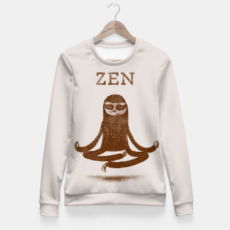Thumbnail image of ZEN Fitted Waist Sweater, Live Heroes
