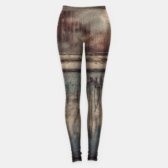 Frozen heat Leggings obraz miniatury