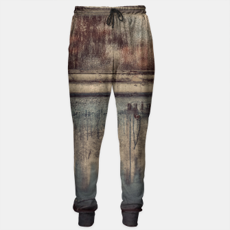 Frozen heat Sweatpants obraz miniatury