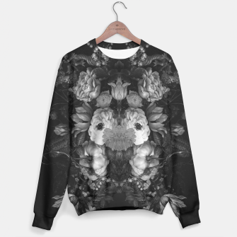 Thumbnail image of Botanical Darkness Sweater, Live Heroes