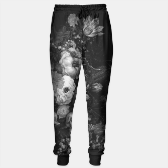 Thumbnail image of Botanical Darkness Sweatpants, Live Heroes