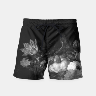 Botanical Darkness Swim Shorts thumbnail image