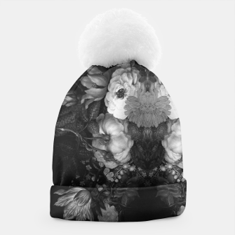 Thumbnail image of Botanical Darkness Beanie, Live Heroes
