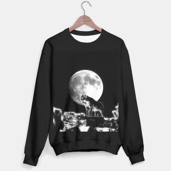 Thumbnail image of Wolf (Saudade) Sweater regular, Live Heroes