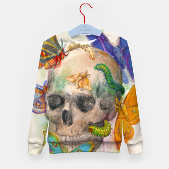 Miniature de image de House of wonders Kid's Sweater, Live Heroes