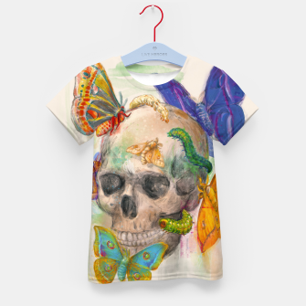 Thumbnail image of House of wonders Kid's T-shirt, Live Heroes