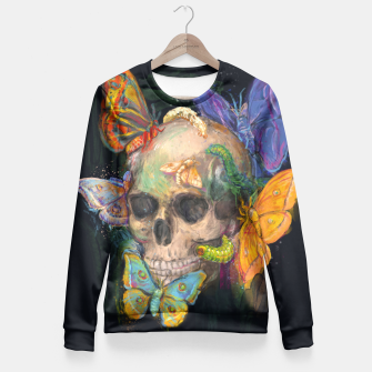 Miniature de image de House of wonders Fitted Waist Sweater, Live Heroes