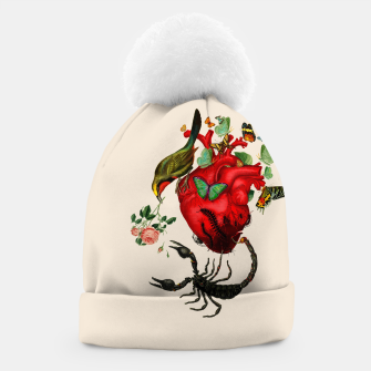 Thumbnail image of Heart attack Beanie, Live Heroes