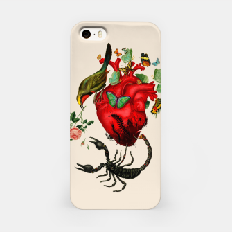 Thumbnail image of Heart attack iPhone Case, Live Heroes