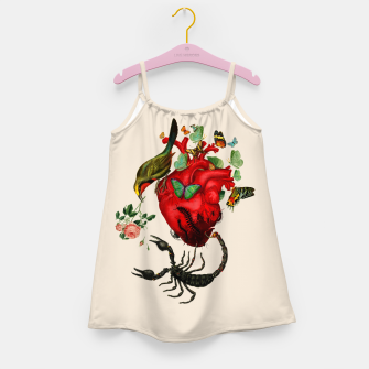 Thumbnail image of Heart attack Girl's Dress, Live Heroes