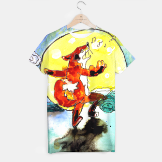 Thumbnail image of Moon Serenade T-shirt, Live Heroes