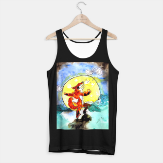 Thumbnail image of Moon Serenade Tank Top regular, Live Heroes