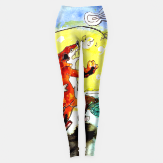 Thumbnail image of Moon Serenade Leggings, Live Heroes