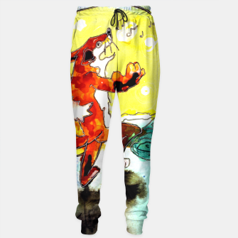 Thumbnail image of Moon Serenade Sweatpants, Live Heroes