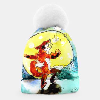 Thumbnail image of Moon Serenade Beanie, Live Heroes