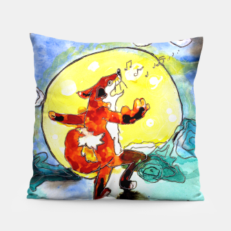 Thumbnail image of Moon Serenade Pillow, Live Heroes