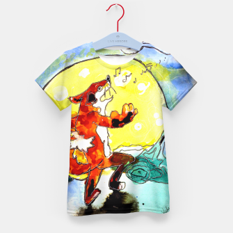 Thumbnail image of Moon Serenade Kid's T-shirt, Live Heroes
