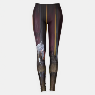 Thumbnail image of Y.L. M. U. Another Planet Leggings, Live Heroes