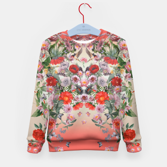 Floral Beauty Kid's Sweater thumbnail image